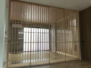 フルオーダー木製建具